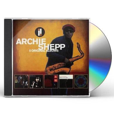 Archie Shepp 5 Original Albums (5 CD) CD