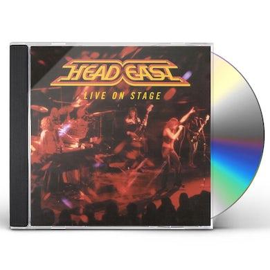 Head East LIVE ON STAGE CD