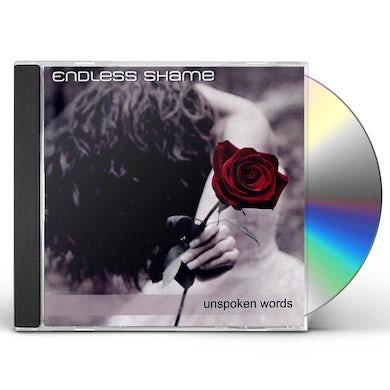 Endless Shame UNSPOKEN WORDS CD