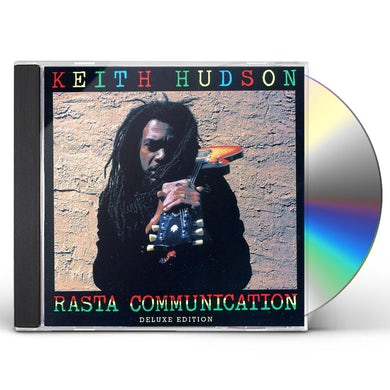 Keith Hudson RASTA COMMUNICATION CD