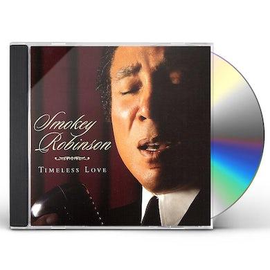 Smokey Robinson TIMELESS LOVE CD