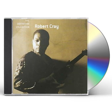 Robert Cray DEFINITIVE COLLECTION CD