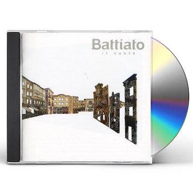Franco Battiato IL VUOTO CD