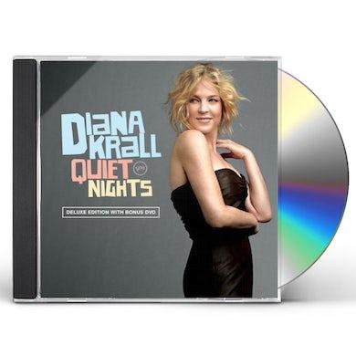 Diana Krall QUIET NIGHTS: DELUXE EDITION CD