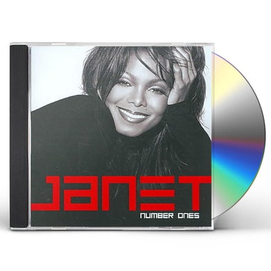Janet Jackson #1's (2 CD) CD