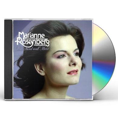 Marianne Rosenberg WIE SAND & MEER CD