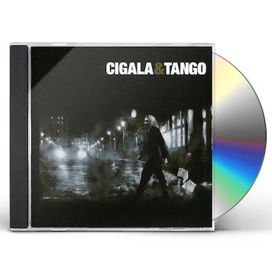 Diego El Cigala CIGALA & TANGO CD