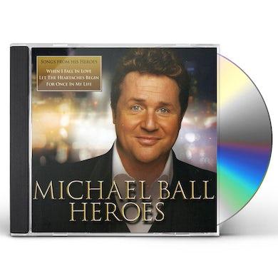 Michael Ball HEROES CD
