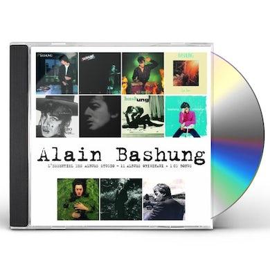 Alain Bashung L'ESSENTIEL DES ALBUMS STUDIO CD