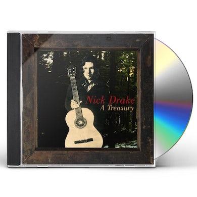 Nick Drake TREASURY CD
