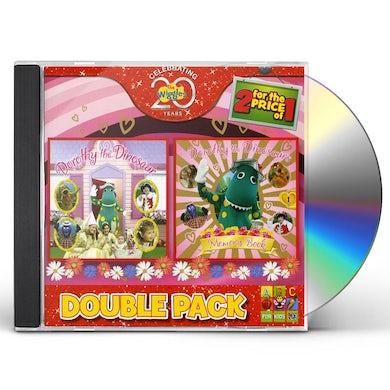Wiggles DOROTHY DINO + MEMORY BOOK CD