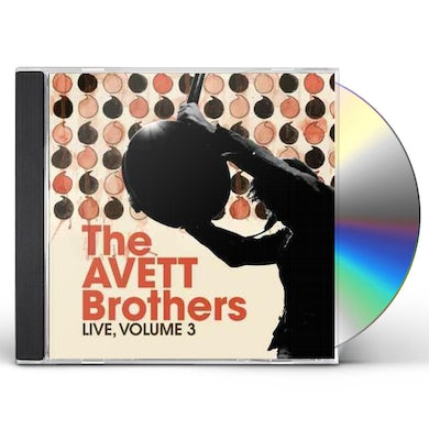 The Avett Brothers LIVE: VOLUME 3 CD