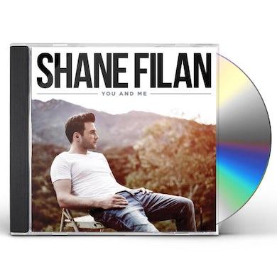 Shane Filan YOU & ME CD