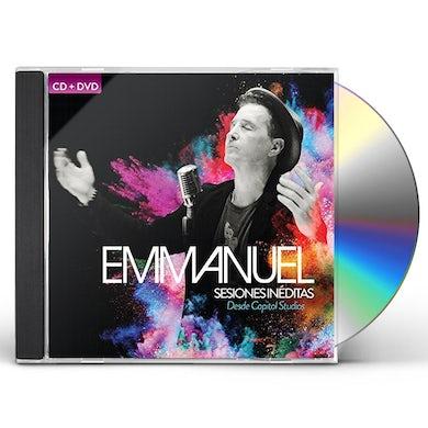 Emmanuel SESIONES INEDITAS CD