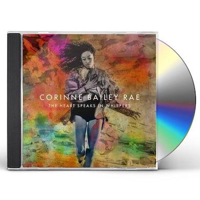Corinne Bailey Rae The Heart Speaks In Whispers CD