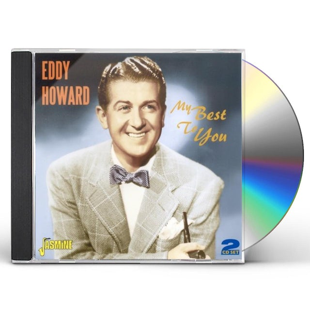 Eddy Howard MY BEST TO YOU CD