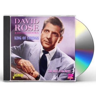 David Rose KING OF STRINGS: HITS & MORE CD