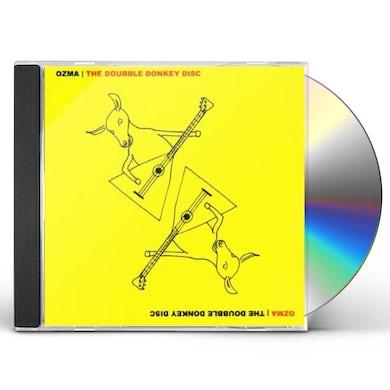 Ozma DOUBBLE DONKEY DISC CD