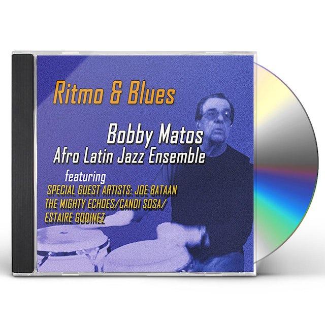 Bobby Matos RITMO & BLUES CD