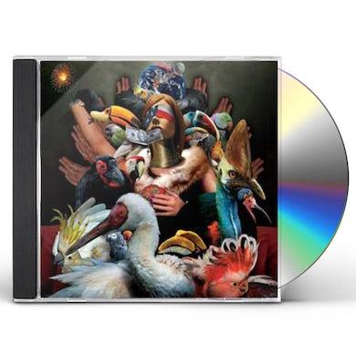 Rx Bandits MANDALA CD