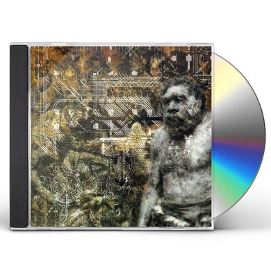 Dissolve CAVEMAN OF THE FUTURE CD