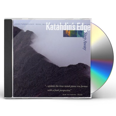 Katahdin's Edge STEP AWAY CD