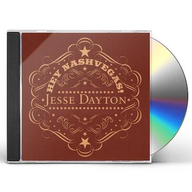 Jesse Dayton NASHVEGAS! CD