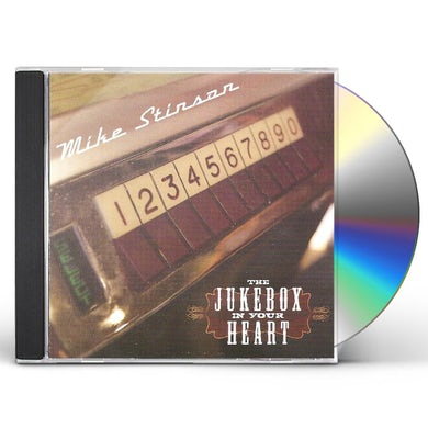 JUKEBOX IN YOUR HEART CD