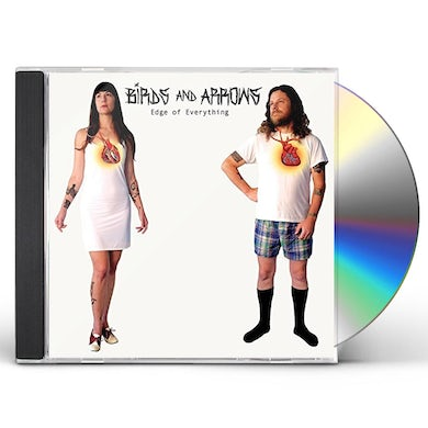 Birds and Arrows EDGE OF EVERYTHING CD