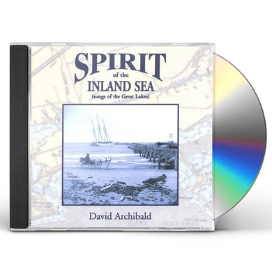 David Archibald SPIRIT OF THE INLAND SEA CD