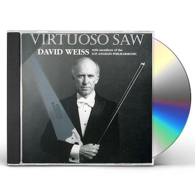 David Weiss VIRTUOSO SAW CD