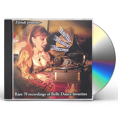 Scott Wilson BELLY DANCE DREAMS CD