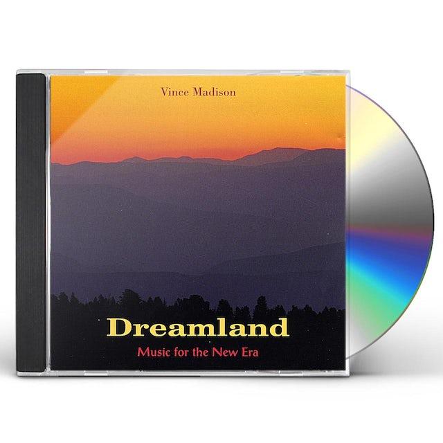 Vince Madison DREAMLAND CD