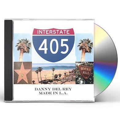 Danny del Rey MADE IN L.A. CD