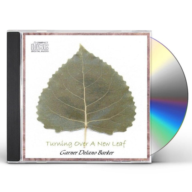 Delano TURNING OVER A NEW LEAF CD