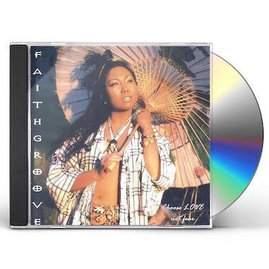 Faith Rivera FAITHGROOVE CD