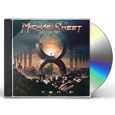 Michael Sweet Ten CD