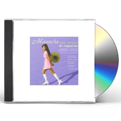 Manuela DAS BESTE CD