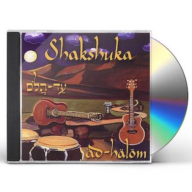 Shakshuka AD HALOM CD
