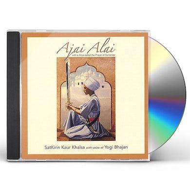 SatKirin Kaur Khalsa AJAI ALAI CD