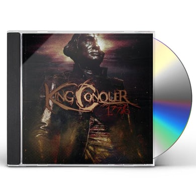 King Conquer 1776 CD