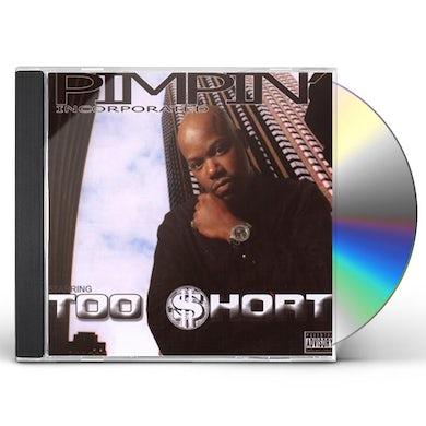 Too $hort PIMPIN' INC. CD
