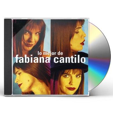 MEJOR DE FABIANA CANTILO CD