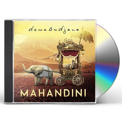 Dewa Budjana MAHANDINI CD
