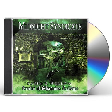 Midnight Syndicate RAVEN'S HOLLOW: REALM OF SHADOWS CD