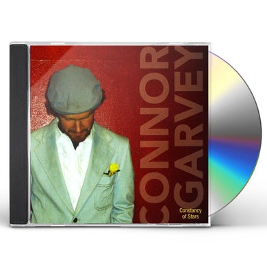 Connor Garvey CONSTANCY OF STARS CD