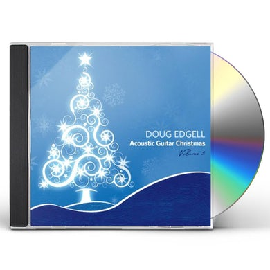 Doug Edgell ACOUSTIC GUITAR CHRISTMAS VOL. 2 CD