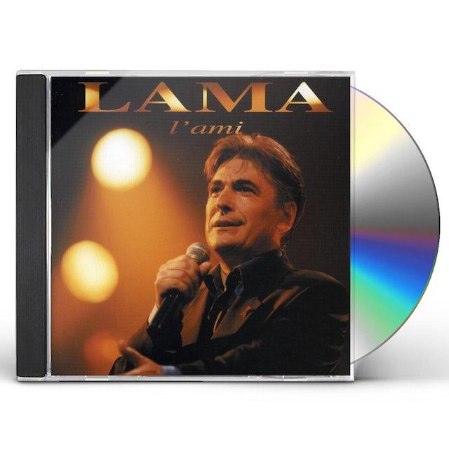 Serge Lama L'AMI (2CD) CD