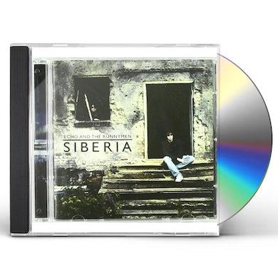Echo & the Bunnymen SIBERIA CD