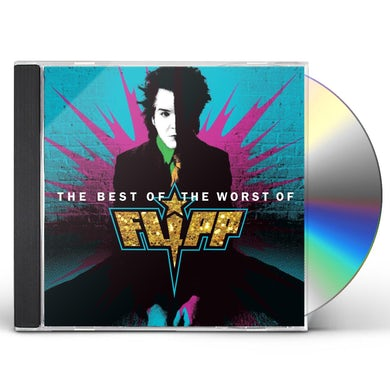 THE BEST OF THE WORST OF FLIPP CD
